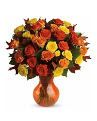 Fabulous Fall Spray Roses