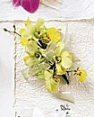 Yellow Oncidium Orchid Corsage
