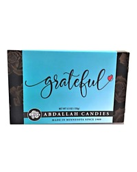 Grateful Assorted Boxed Chocolate