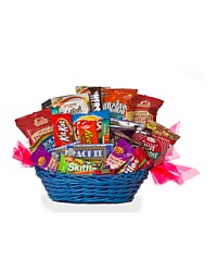 Candy Junk Food Party Food Basket