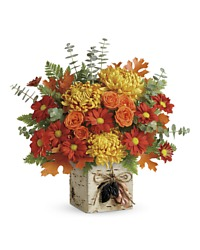 Wild Autumn Bouquet
