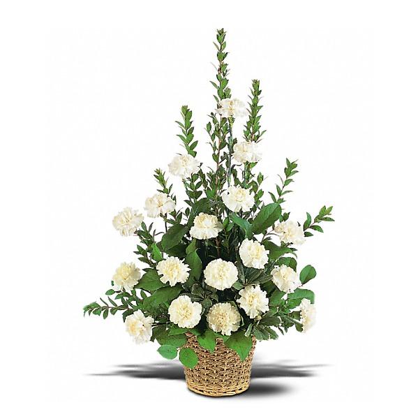 Johnson Florist - Flowers - Sympathy Arrangement Selection