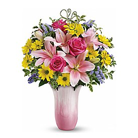 Same Day Flower Delivery - flower arrangement