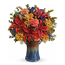 Same Day Flower Delivery - Fall bouquet